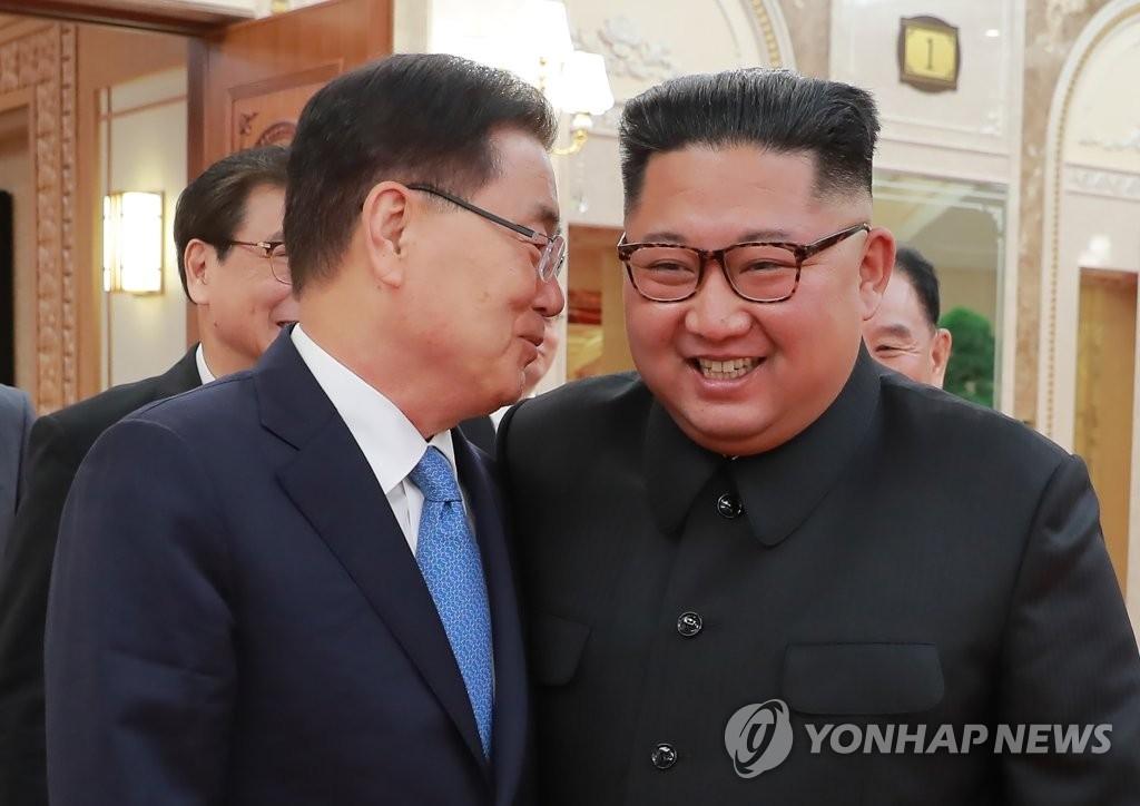 简讯:金正恩承诺实现半岛无核化