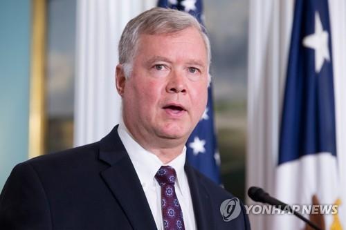 美国新任对朝政策特别代表比根下周访韩