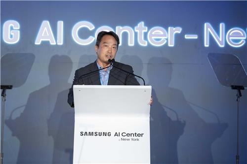 三星第六家AI中心落户纽约研究机器人