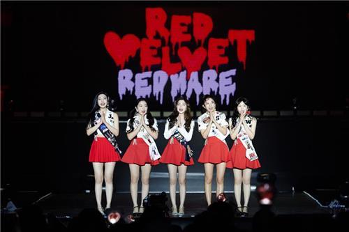 Red Velvet巡演泰国站(官方脸谱)