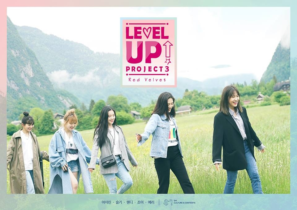 《LEVEL UP PROJECT3》预告照(官方脸谱)
