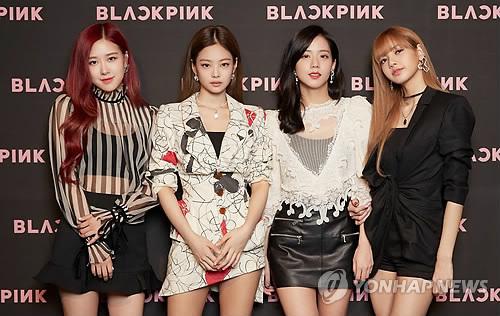 BLACKPINK(YG娱乐供图)