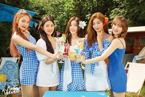 Red Velvet(官方脸谱)