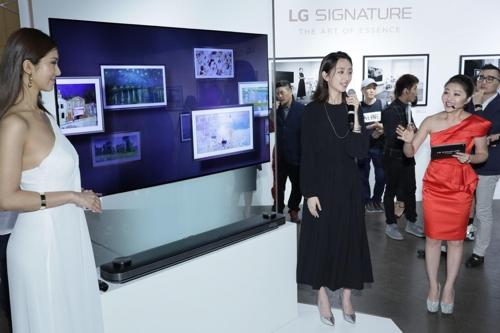 LG超高端家电品牌SIGNATURE登陆台湾