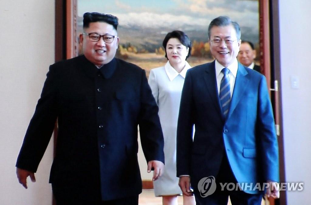 详讯:韩朝领导人举行平壤第二场会谈