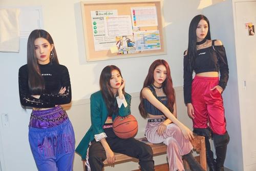 韩多个女团成员合推新歌《Wow Thing》