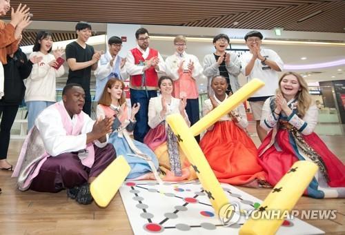 统计:在韩留学生近15万 中国学生低于五成