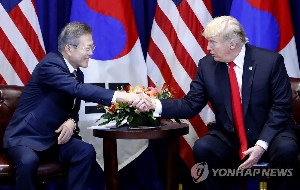 详讯:文在寅称金正恩希望与美方尽早结束无核化谈判