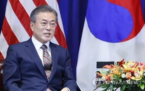 文在寅联大演讲:轮到国际社会响应朝鲜的和平之选