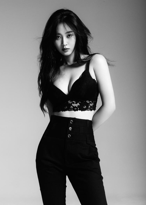 俞利(SM娱乐供图)