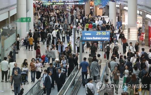 调查:越南成韩国游客中秋最热门旅行地