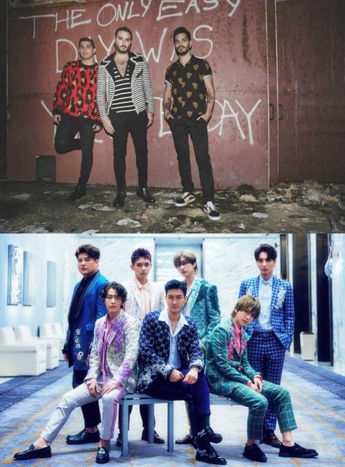SJ携手南美人气乐队Reik推新歌