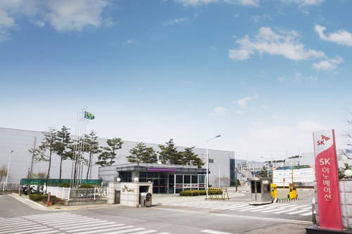 韩国SK创新将在江苏常州投建汽车电池隔膜厂