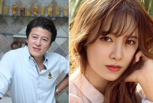 权海孝具惠善担任釜山影展闭幕式司仪