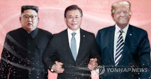 韩青瓦台回应韩美对朝制裁疑现温差:实为殊途同归