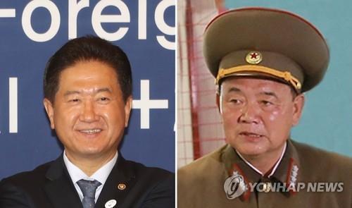 韩方拟提议韩朝副防长级官员任军事联委会主席