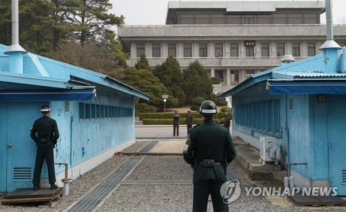 韩朝解除共同警备区武装工作顺利进行