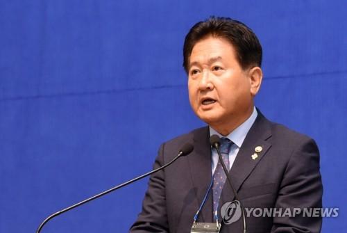 韩副防长会见中国中央军委联合参谋部副参谋长