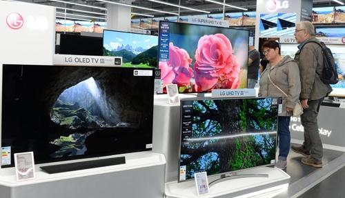 LG电子OLED电视获外媒交口称赞