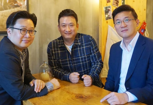 韩艺人徐庆锡为哈尔滨韩语学校捐赠教育用品