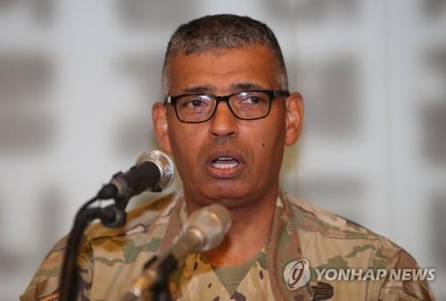 驻韩美军司令布鲁克斯即将卸任