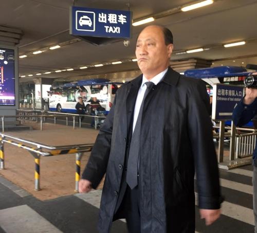 朝鲜外务省副相结束访俄行程抵京
