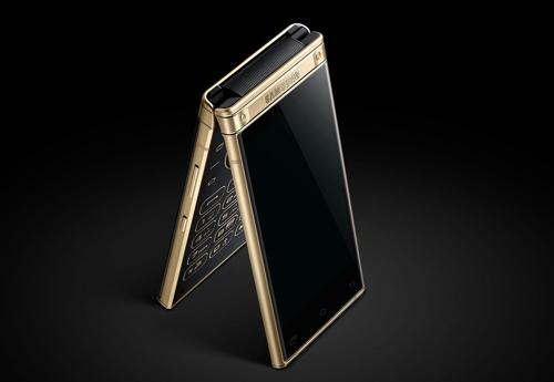 三星电子将面向中国市场推高端翻盖手机W2019