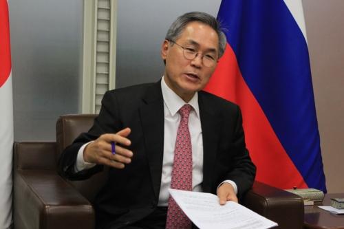 韩驻俄大使:金正恩或于下月访俄