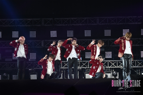 BTS纪录片未映先红 电影票预订破10万张