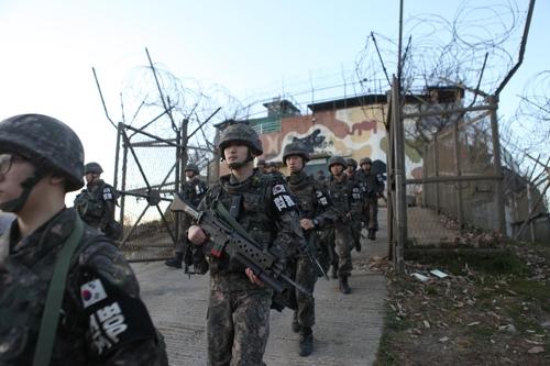 韩朝开始拆除非军事区内各10处哨所