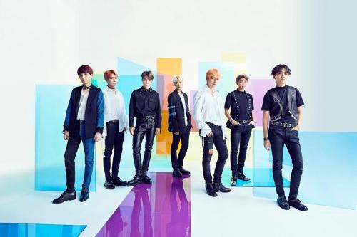 BTS新单曲登顶日本公信榜周榜