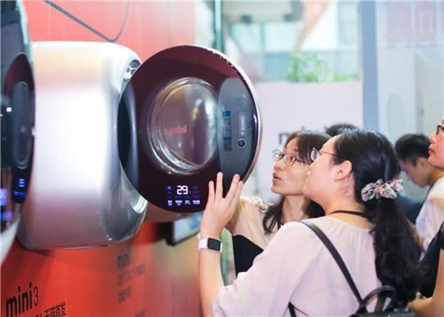 大宇挂壁洗衣机中国双十一库存售罄