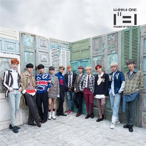 Wanna One(Mnet供图)