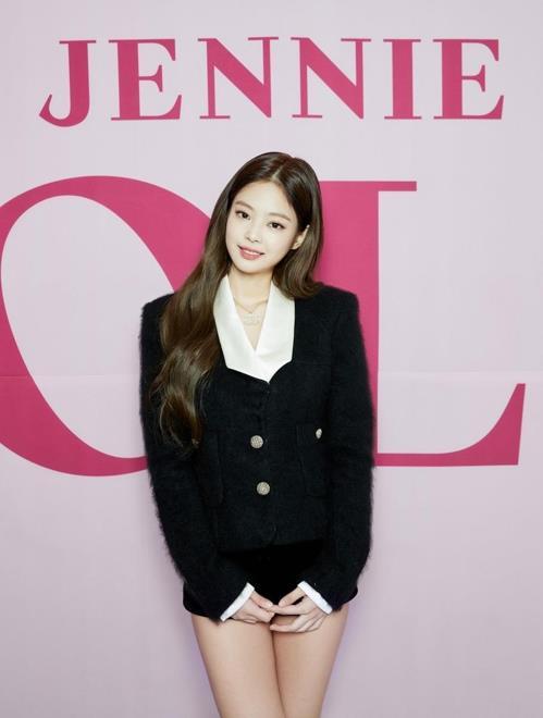 BLACKPINK成员JENNIE(YG娱乐供图)