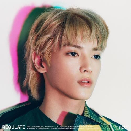 NCT 127成员泰容(SM娱乐供图)
