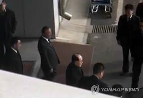 朝鲜领导人金永南抵京将赴拉美