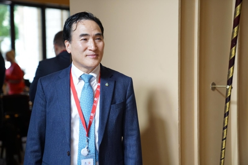 国际刑警组织迎首位韩国籍掌门