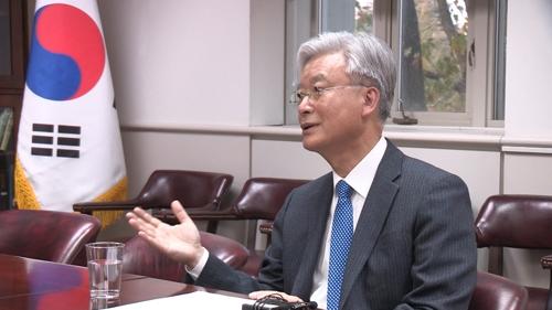 韩驻美大使:朝美需确保无核化每个阶段都不可逆