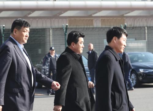 朝鲜体育相抵京 将赴日出席国家奥协会议