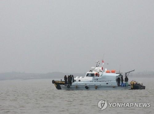 韩朝跨境河道联合考察完成近八成