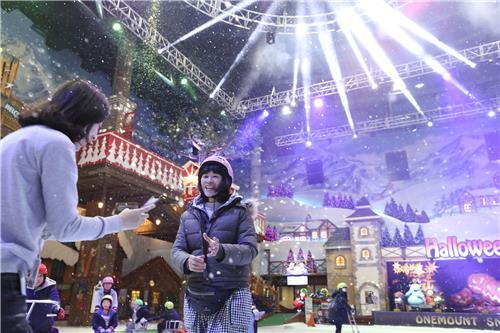 韩京畿大众游:中国游客热门景点巡礼