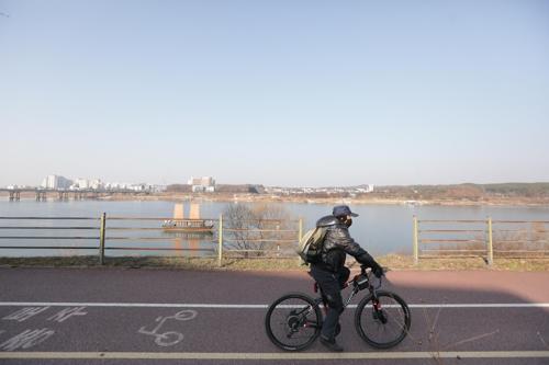 韩京畿单车游:最美的风景永远在路上