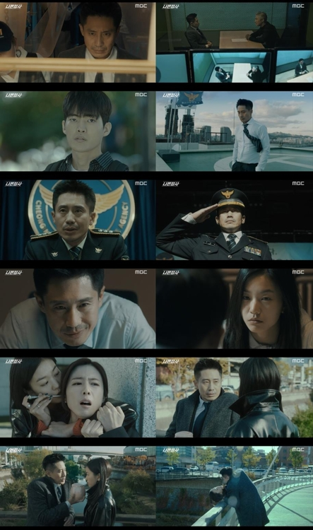 韩剧《坏刑警》播出两次收视破10%大关