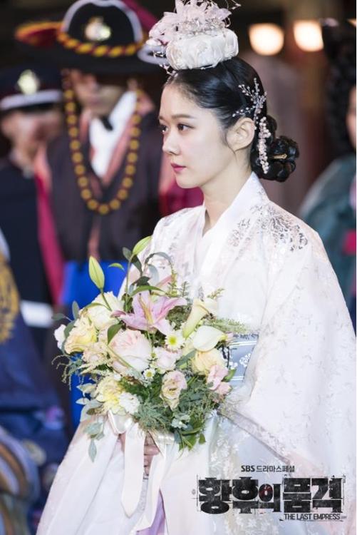 《皇后的品格》剧照(官网)