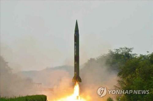 韩军:朝鲜岭低里导弹基地为韩美监视对象之一