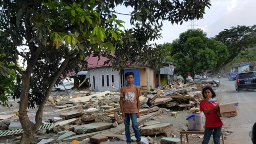 韩国再向印尼提供750万美元赈灾援助