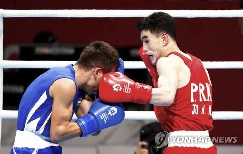 韩朝明年拟组队参加韩日职业拳击交流赛