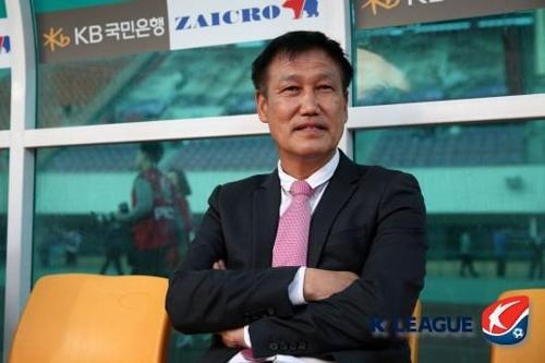 资料图片:崔震澣(韩联社/韩国职业足球联盟供图)