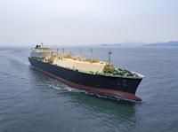 今年韩国新接LNG船订单量达52艘