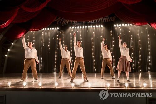 韩片《Swing Kids》销往23个国家和地区